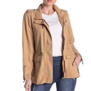 Max Jeans Utility jacket tencel NWT